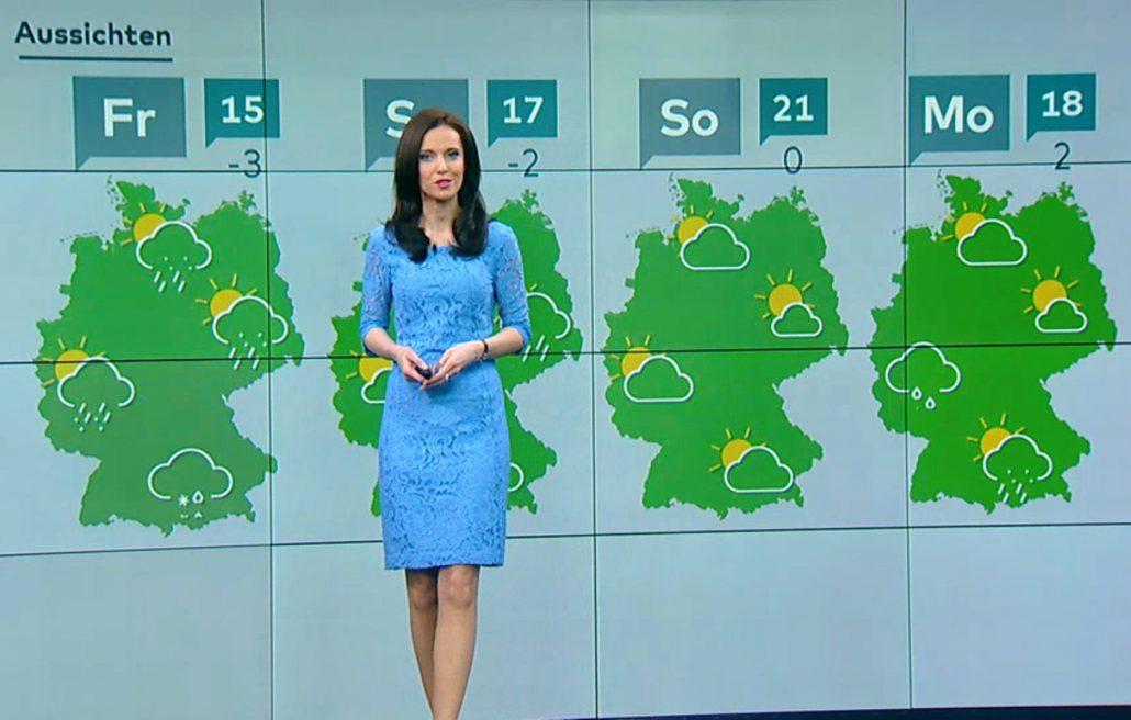 Moderatorin Susanne Schöne aus München