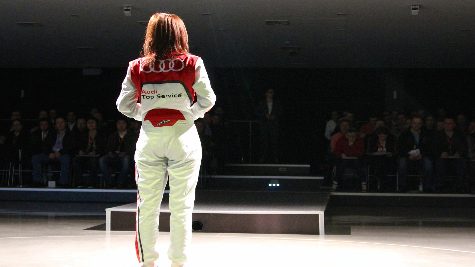 Audi Moderatorin München