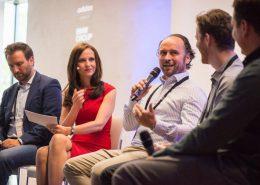 Moderator München Techfounders Startup