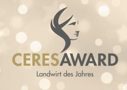 Moderatorin Ceres Award Berlin, Thema Landwirtschaft