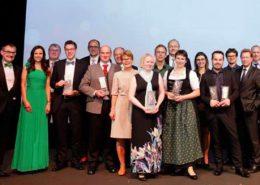 Ceres Award Preisverleihung Moderatorin