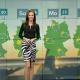 TV Moderatorin aus München moderiert das Wetter für N24 in Berlin