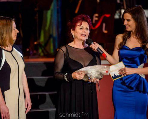 Galamoderatorin Susanne Schöne im Interview