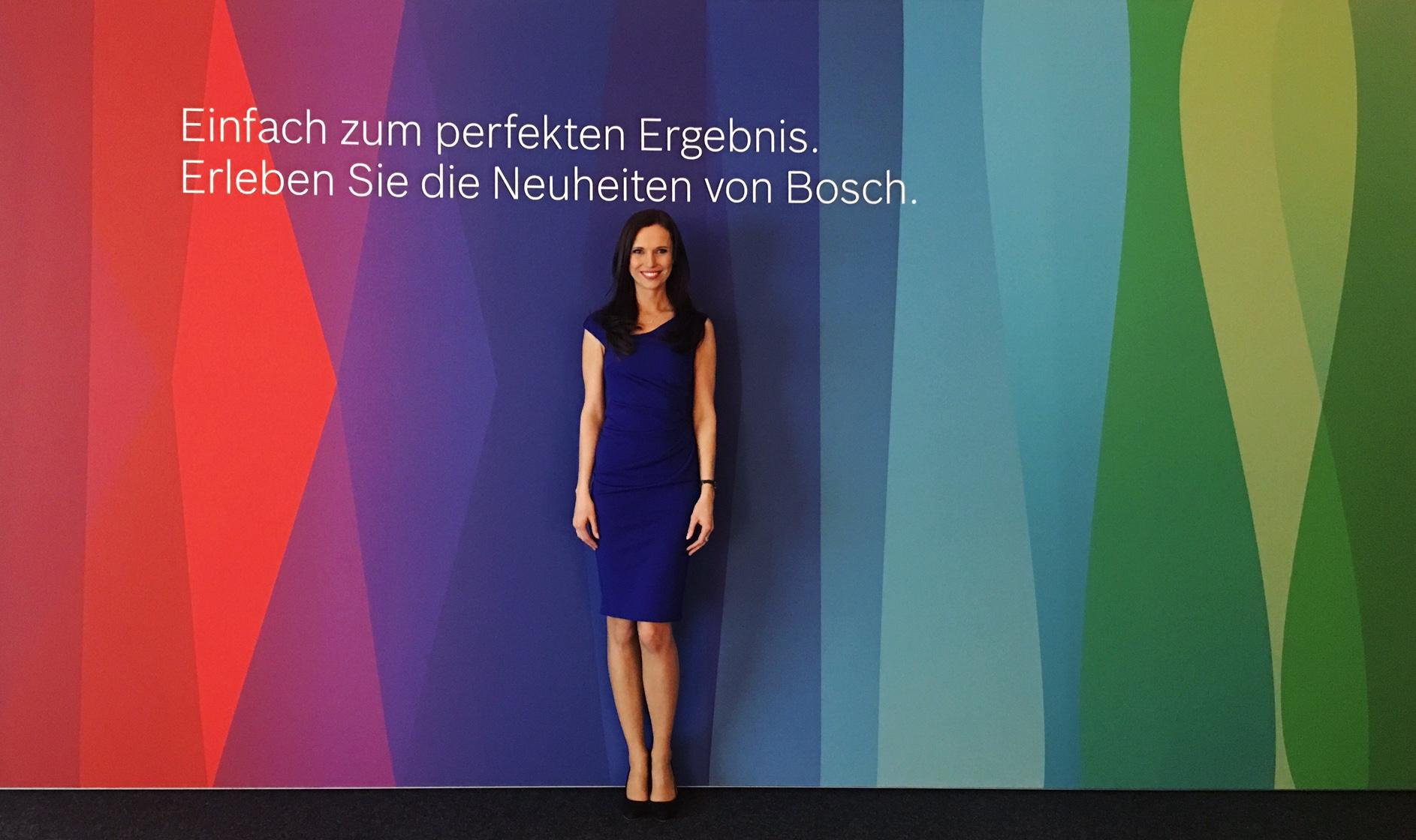 Event Moderatorin in Leipzig