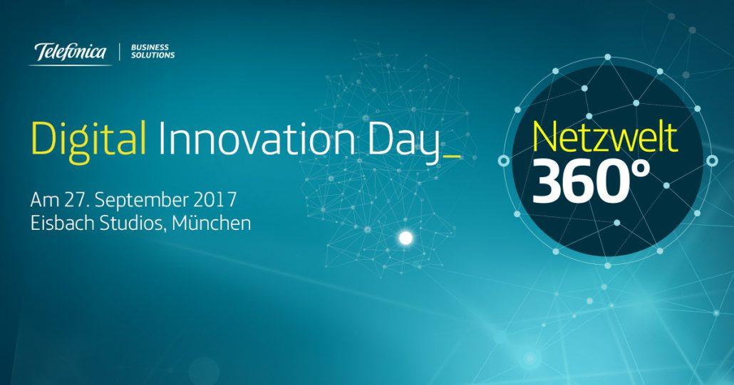 Eventmoderation Digital Innovation Day 2017