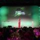 """Moderatorin Susanne Schöne für Event, Gala und Award aus München moderiert hier in Düsseldorf die Preisverleihung der """"Best Managed Companies"""" Awards von Deloitte und Wirtschaftswoche"""