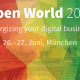 Contact Open World Moderatorin Susanne Schöne in München - erfahre Moderatorin für Themen rund um IT und Software