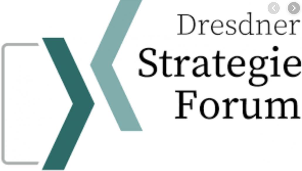 Kongress Moderatorin Susanne Schöne moderiert das 2. Dresdner Strategieforum
