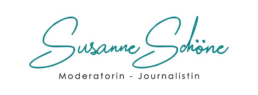 Moderatorin Susanne Schöne