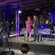 Die TV - Moderatorin Susanne Schöne moderiert den Change Summit in Österreich