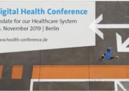 Moderatorin Susanne Schöne aus München moderiert die Digital Health Conference Berlin